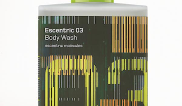 'THE NEW MAN: Escentric Molecules Escentric 03 Body Wash'
