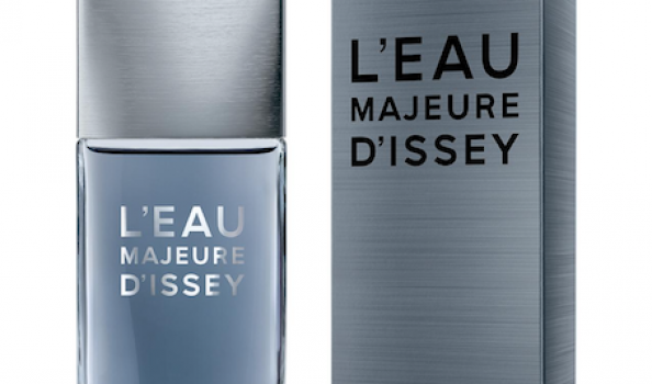 THE NEW MAN: Issey Miyake L'Eau Majeure d'Issey