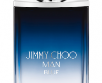 THE NEW MAN: Jimmy Choo Man Blue