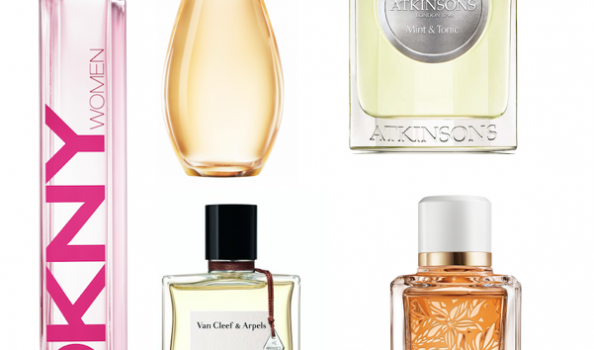Sunny scents to start your week!