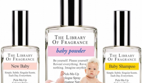 The Library of Fragrance launch two scented siblings to the worldwide success of Baby Powder Cologne…