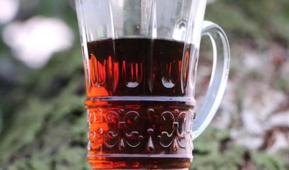 Tea tease? Yes please! Mona di Orio's Bohea Bohème & some favourite brews, bottled…