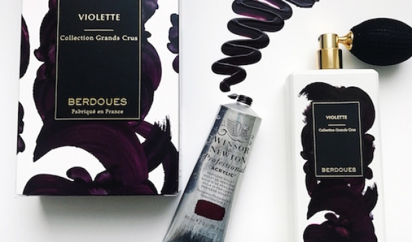 Berdoues Collection Grand Cru Violette – gorgeousness, bottled!