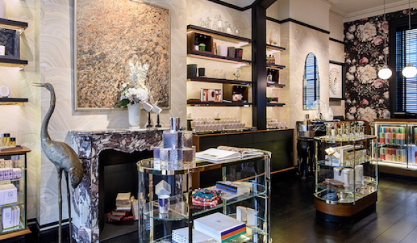 'Get #LFW ready with Diptyque at their Westbourne Grove boutique'