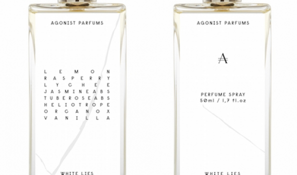 What do White Lies smell of? AGONIST have come to seduce you…