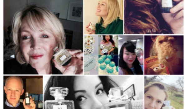 Share your #smellfie on March 21st – National Fragrance Day!