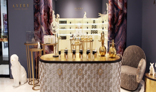 AVERY Perfume Gallery branch out at Harvey Nichols