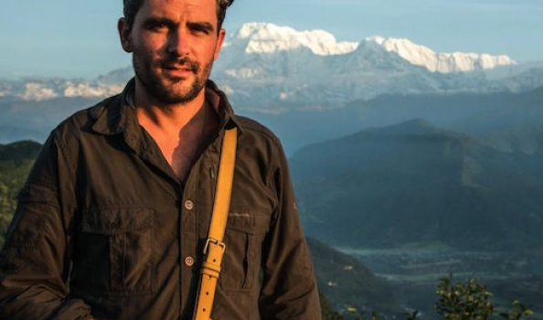 Adventurer & inspirational guest speaker for Davidoff Horizon, Levison Wood shares his five favourite smells (NOT including bush rat…)