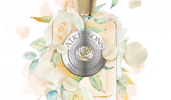 'Join us as we discover Atkinson's latest scent, White Rose de Alix'